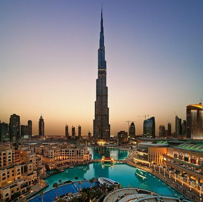 اهم واحلى  الاماكن التي يتوجب عليك زيارتها في دبي