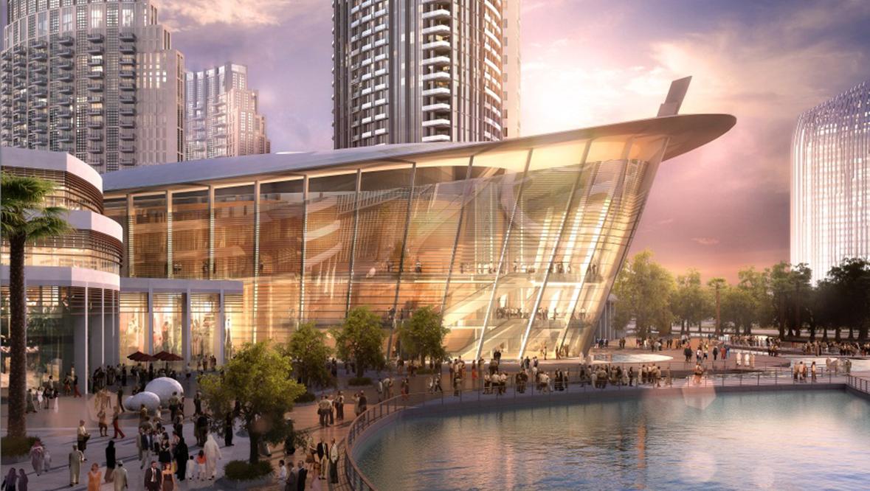 افتتاح دار الأوبرا في دبي