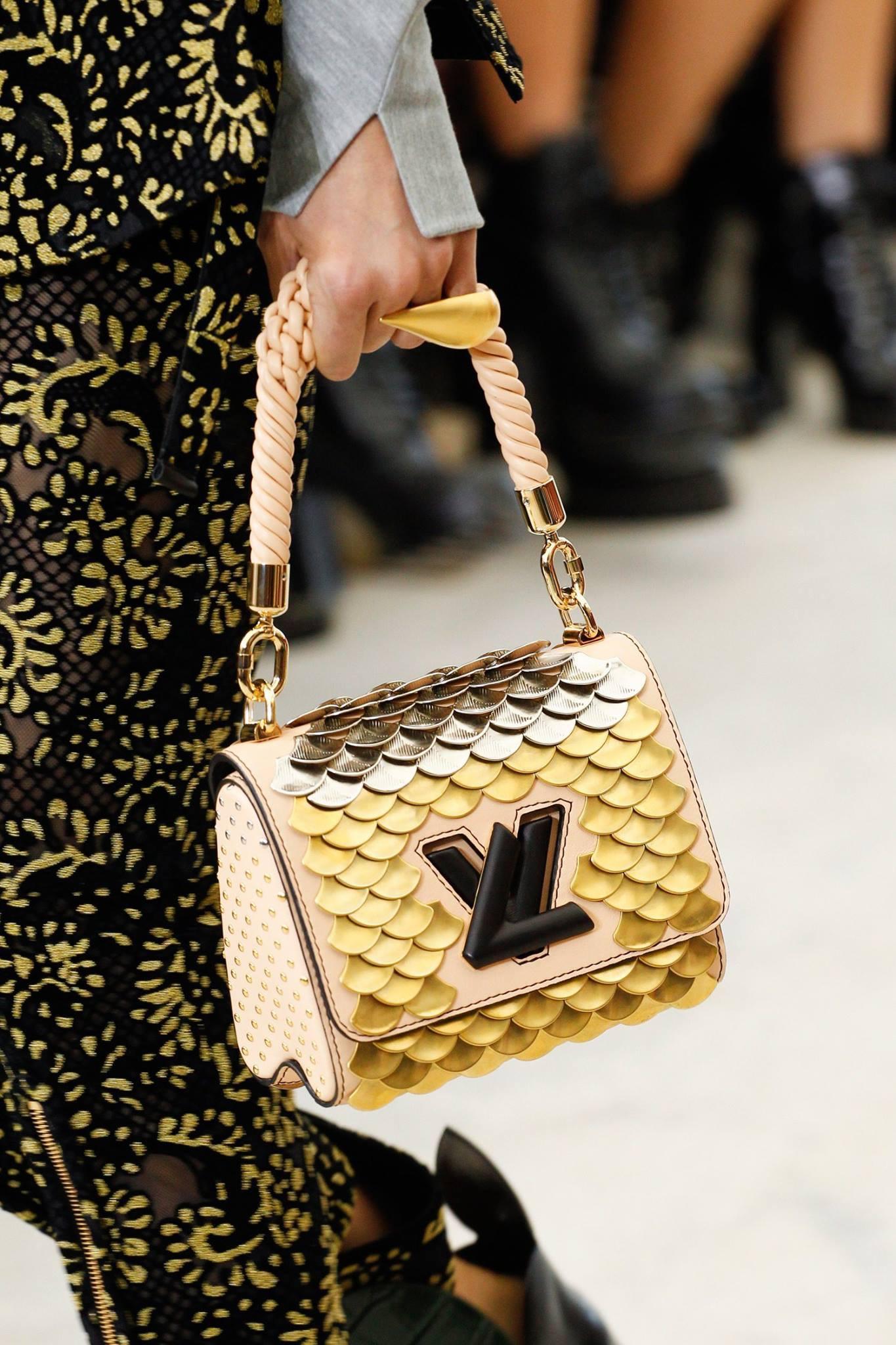 مجموعه حقائب لويس فيتون الجديده لا يمكن ان تكون اكثر ابتكارا