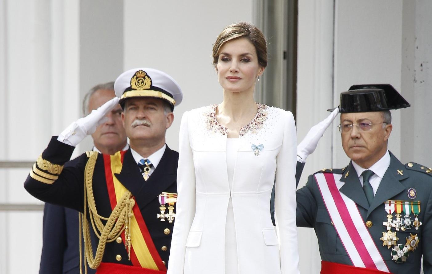أجمل اطلالات ملكه اسبانيا ليتيسيا