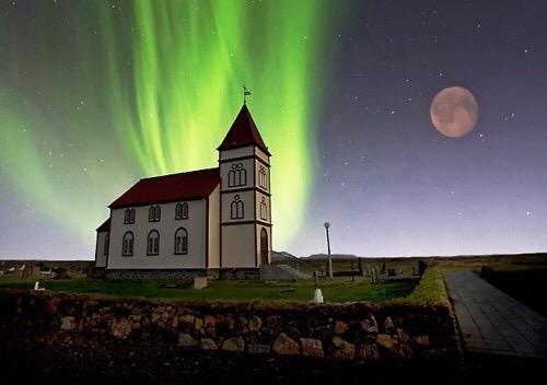 غير وجهتك اليوم الى ايسلندا
