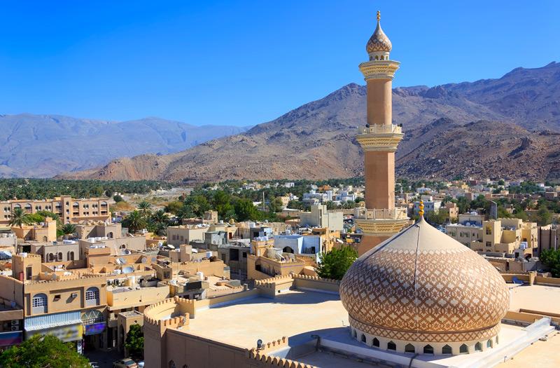 اجازه آخر الأسبوع في سلطنه عمان