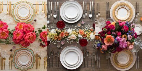 كيف ترتبين طاولة العشاء بشكل رائع ليلة العيد