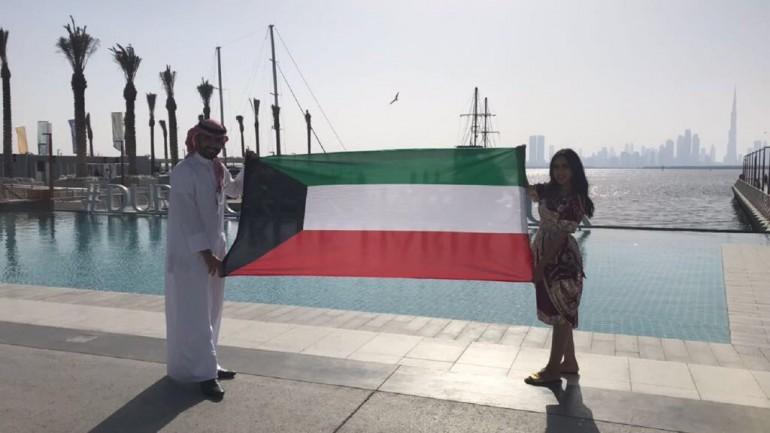 فرحة كويتية يستقطب الآلاف في دبي