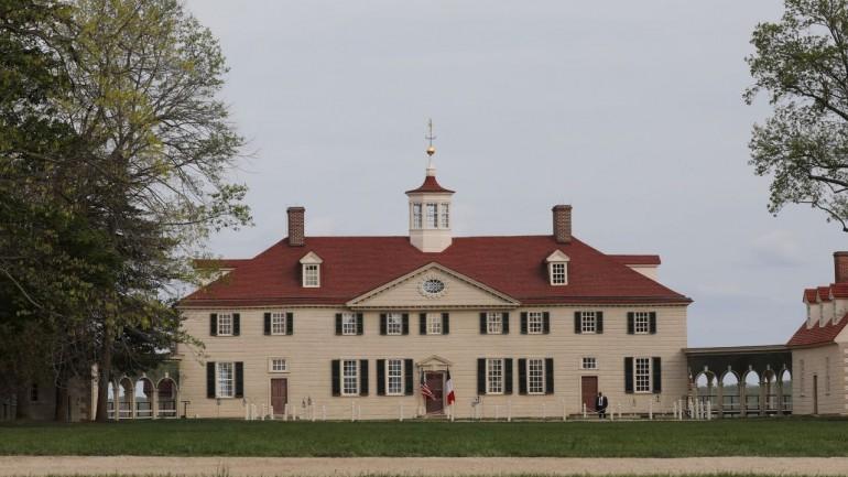 تعرفوا الى منزل جورج واشنطن الاسطوري ..ماونت فيرنون