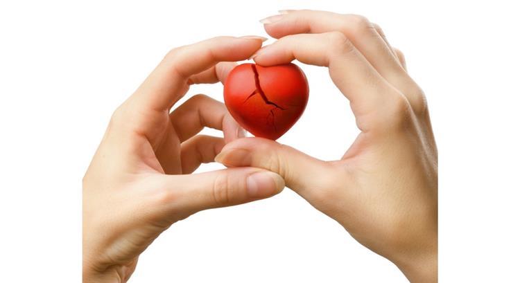 القلب المكسور من الحب ليس مجرد تعبير بل هو حقيقة علمية