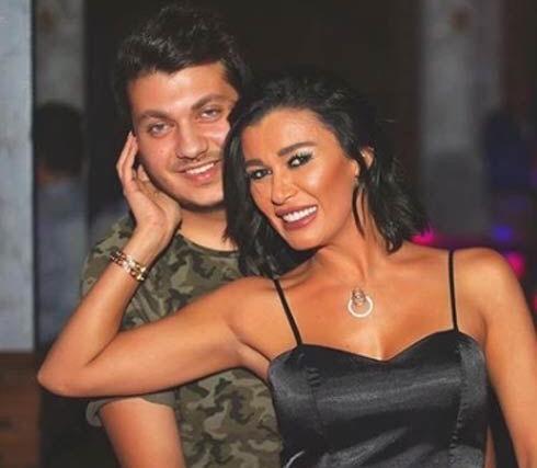 من هو الشاب الوسيم الذي بدأ بالظهور مع نادين الراسي  مؤخرا