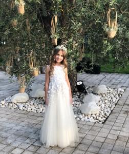 IMG 6729 252x300 نانسي عجرم تحتفل بعيد ميلاد ابنتها ميلا في منزلها ،وصور ولا في الخيال