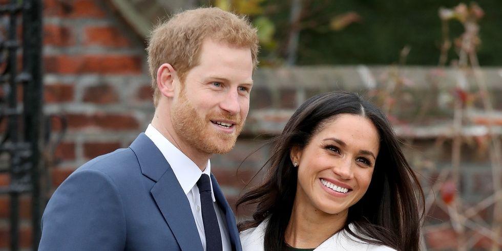 IMG 8517 المجموعة الكاملة لصور الإعلان الرسمي عن خطوبة الأمير هاري  وميغان ميركل