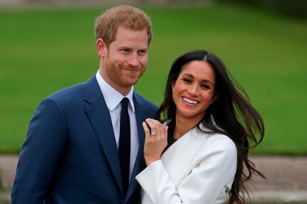 IMG 8537 المجموعة الكاملة لصور الإعلان الرسمي عن خطوبة الأمير هاري  وميغان ميركل