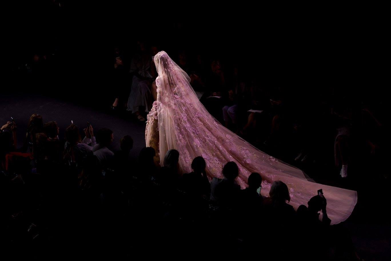 Elie saab best wedding dress