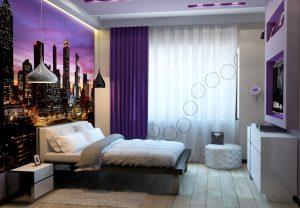 5 300x208 أخطاء في تصميم غرف النوم لها ضرر كبير في علم طاقة المكان