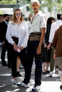 IMG 7944 202x300 ماهي آخر موضة لملابس الصيف في باريس؟