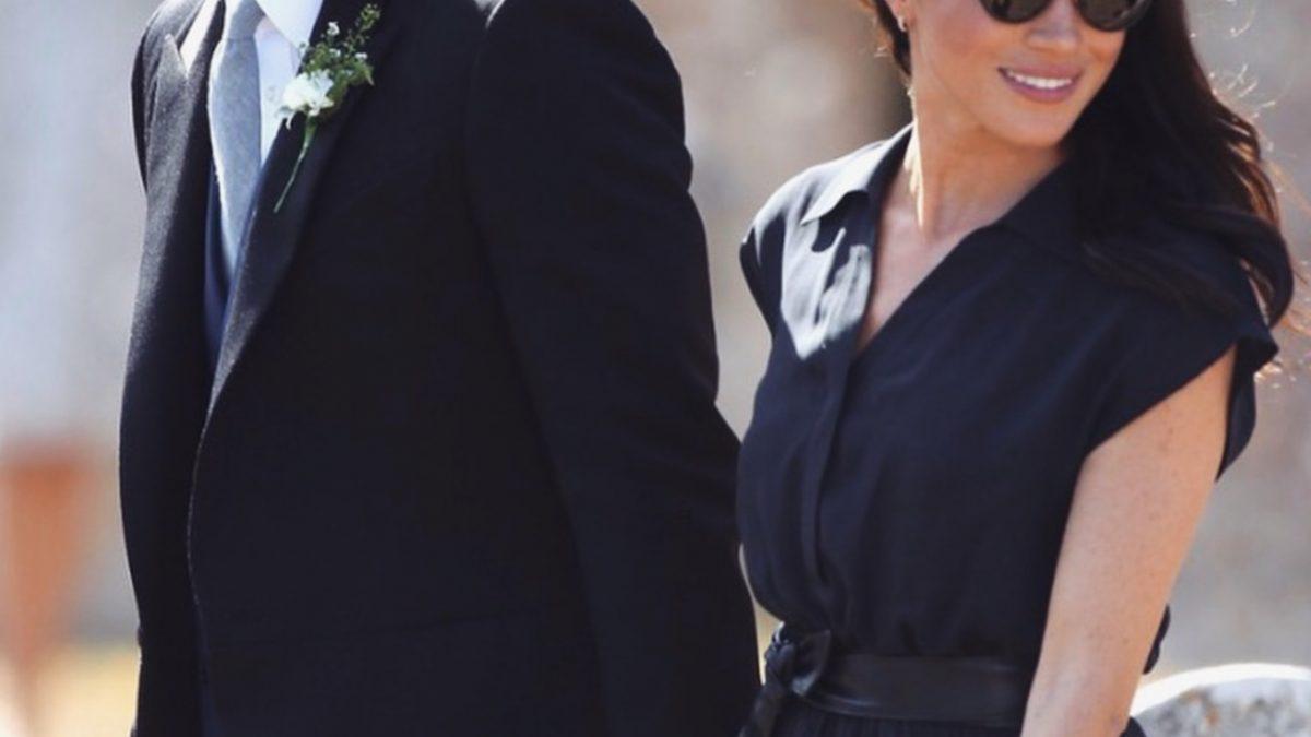 كيف بدت دوقة سوسيكس ميغان ميركل في عيد ميلادها