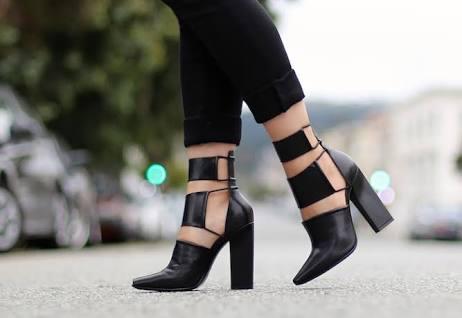 الحذاء القاتل ،،،ماهو ارتفاع كعب الحذاء الذي يمكن ان يودي بحياتك؟
