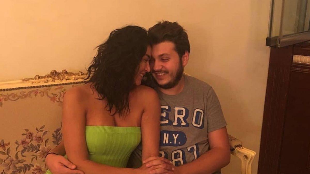 ابن نادين الراسي ،يحكي تطورات الخلاف مع والدته!!!