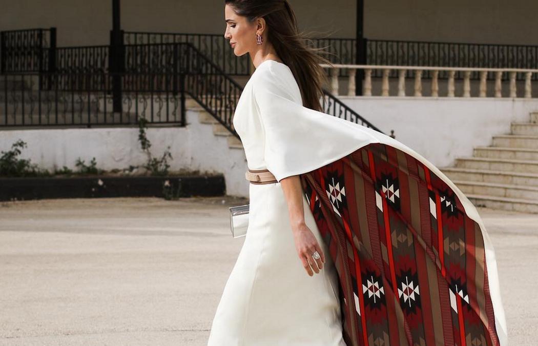 الملكة رانيا …أكثرهن أناقة ..ولباقة