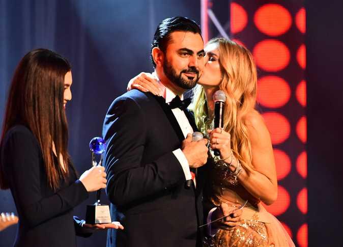 محمد كريم ونيكولاس كايدج ،بطلا فيلم هوليوود الجديد!!!!