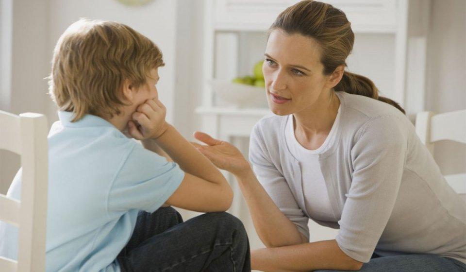 كيف تعاقب طفلك بطريقة صحيحة؟