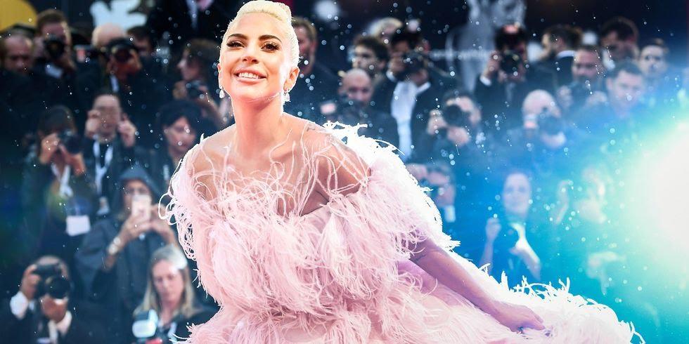 أجمل اطلالات النجمات واجمل الفساتين من مهرجان فينيسيا السينمائي