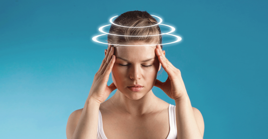 ما هي أسباب دوار الرأس