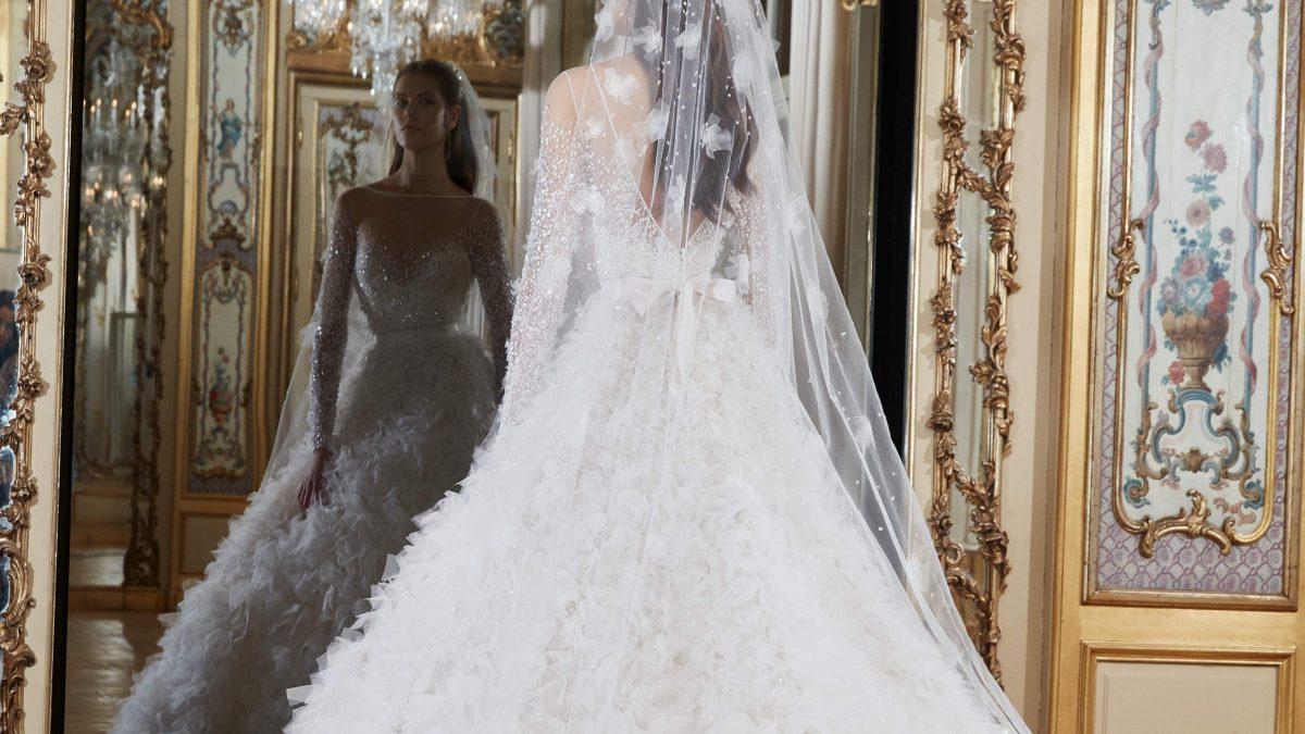 عروس ايلي صعب ،ابسط واجمل!!!