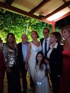 %name صور زفاف ماريو باسيل والليلة جنون!!!