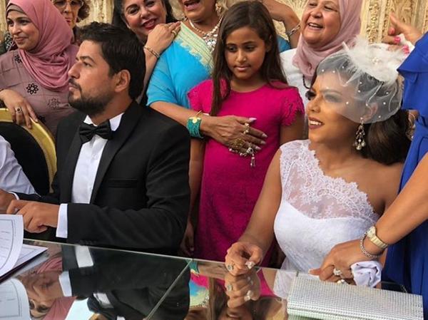 ناهد السباعي ؛لهذا تطلقت في يوم زفافي!!!!