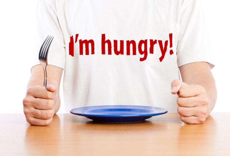 هل الجوع مفيد ؟
