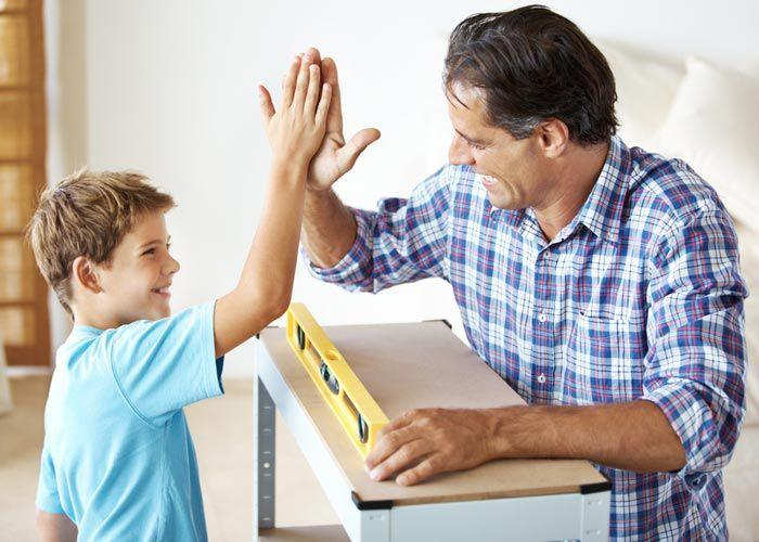 كيف تزرع الثقة في نفس طفلك
