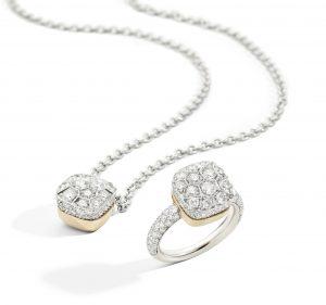 NUDO MAXI SOLITAIRE by Pomellato diamonds 300x281 في موسم العطلات ، ابحث عن قطع الأحجار الكريمة المتعددة الأوجه من مجوهرات Pomellato
