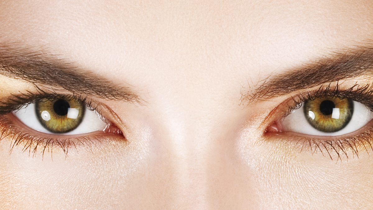 شخصيتك من عينيك