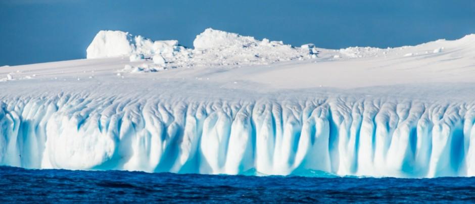 منذ متى تم تجميد القارة القطبية الجنوبية؟