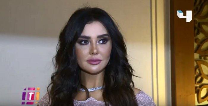 ميساء مغربي تعلن زواجها الثالث و تكشف عن خاتم زواجها الثمين