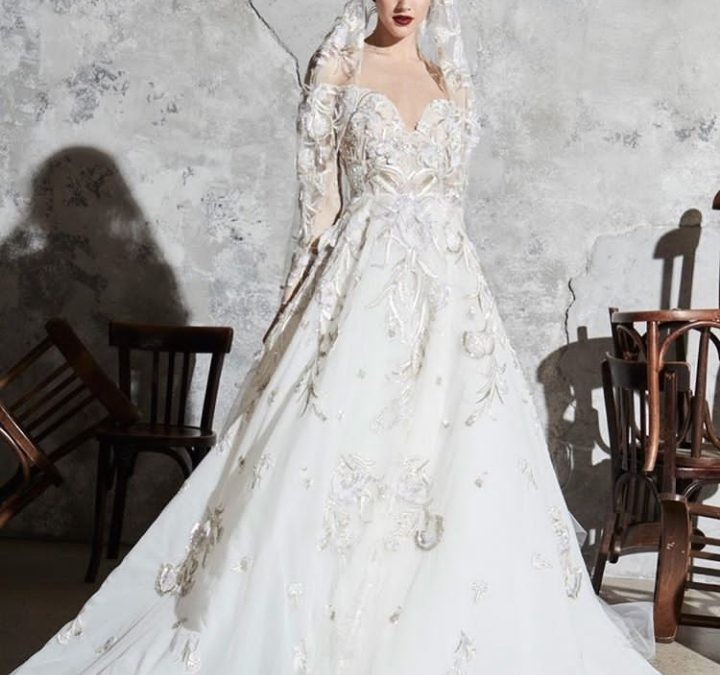 فساتين زفاف زهير مراد لصيف 2020
