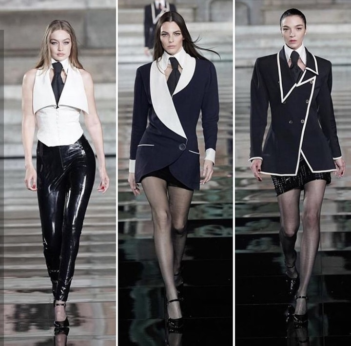 Luisa Via Roma تحتفل بالذكرى ال90 لتأسيسها بعرض أزياء