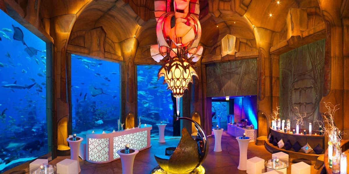 فندق أتلانتس دبي