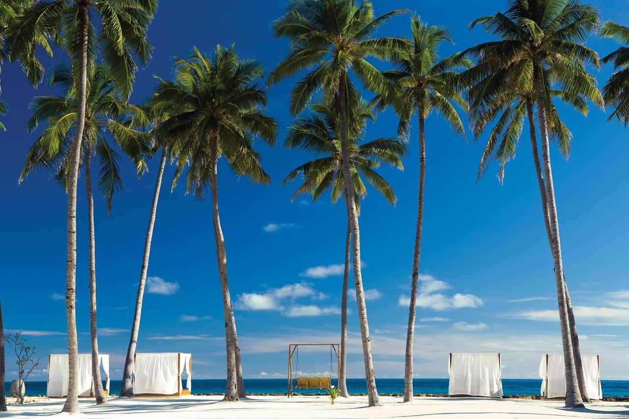 أتموسفير كانيفوشي جزر المالديف أجمل فندق